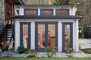 Bausatz Haus Für 25000 Euro : gartenhaus 440x320cm holzhaus bausatz 58mm isolierverglast stufendach holz angebot ~ Indierocktalk.com Haus und Dekorationen