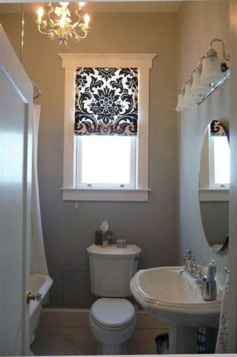 gardinen fürs bad 25 moderne gardinen ideen f 252 r ihr zuhause