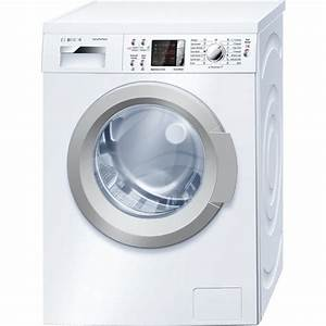 Total Wash Avis : with this waq28462gb varioperfect washing machine by bosch you can choose between speed and ~ Medecine-chirurgie-esthetiques.com Avis de Voitures