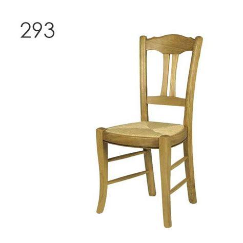 chaise chene chaise de salle à manger en bois rustique en chêne 290