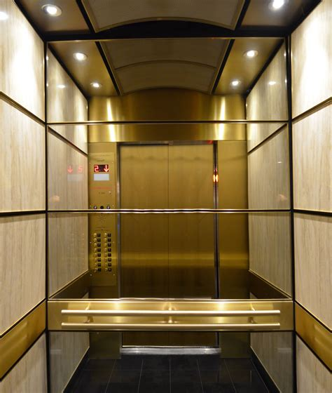 travertine elevator interiors elevator interior