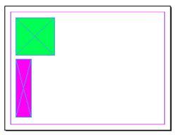convert portrait  landscape  layout adjustment