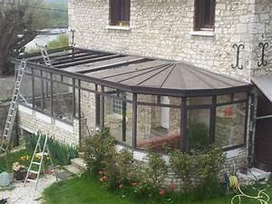 les 25 meilleures idees de la categorie serre With toit en verre maison 8 construire une serre en bouteilles plastique