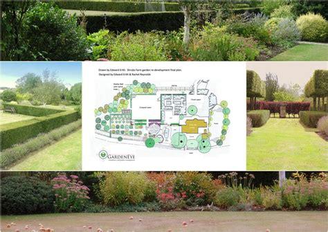 house designer plans large gardens 2 acres more gardeneye garden design