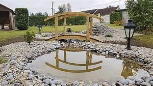 jardin bassin sauvegrain paysage With photos de bassins de jardin 11 installation pergola et claustra de jardin