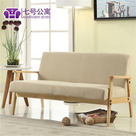 canapé japonais nordic meubles de style chambre bois massif canapé