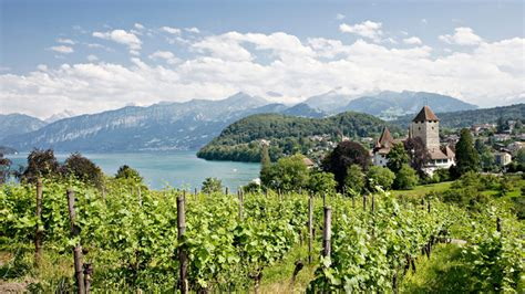 Spiez Switzerland Tourism