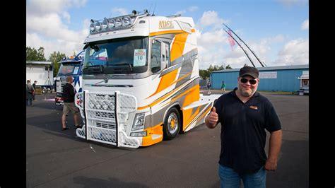 volvo trucks  longtrotter  custom volvo fh