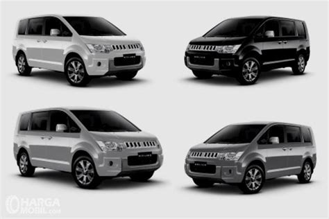 Mobil Gambar Mobilmitsubishi Delica by Daftar Harga Mitsubishi Delica 2019 Mobil Mpv Dengan