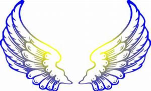 Yellow Wings Clipart Clipground