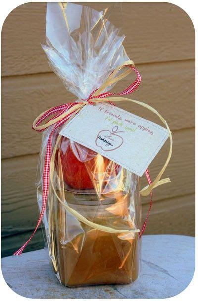 apple  homemade caramel sauce apple gifts homemade