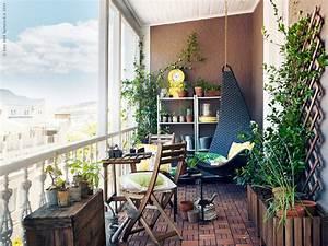 Amenager Petit Balcon Appartement : petite terrasse d co inspirante et accueillante sp ciale ~ Zukunftsfamilie.com Idées de Décoration