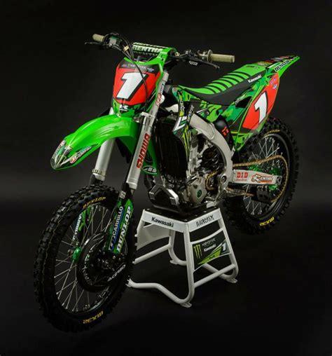 Twitch Kxf Bike M O T O T Dirt Biking And Motocross