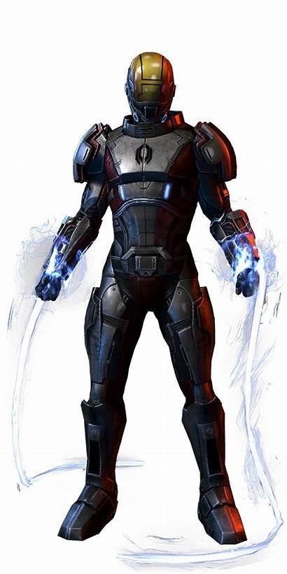 Phoenix Adept Vanguard Project Mass Effect Cerberus