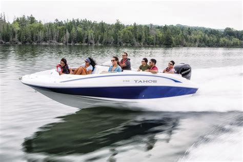Tahoe Boat Graphics by Tahoe Boats Deck Series 2017 2150 Photo Gallery