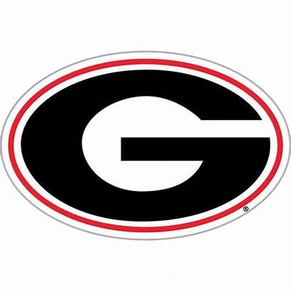 Georgia Bulldog Clipart Bulldogs Logos Uga Cliparts