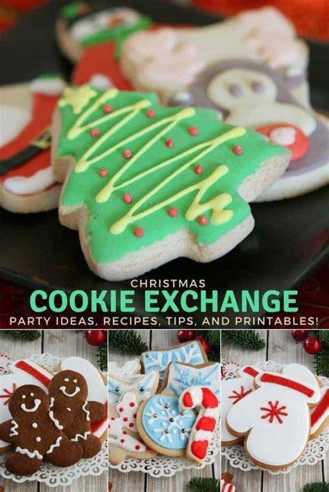 Ee  Christmas Ee   Cookie  Ee  Exchange Ee    Ee  Ideas Ee    Boys And A Dog