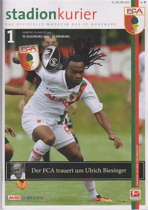 Wieder trifft petersen und macht den sack zu! FC Augsburg » Bilanz gegen SC Freiburg