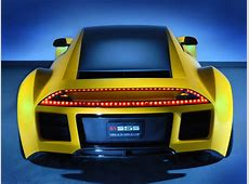 Assets Of Saleen S7, S7R And S5S Raptor Up For Sale