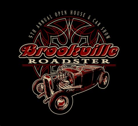 Fifth Annual Car Show And Open House Tee Shirt Order Form ‹ Brookville Roadster