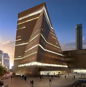 » Tate Modern Redesigns New Wing with Herzog & de Meuron ...