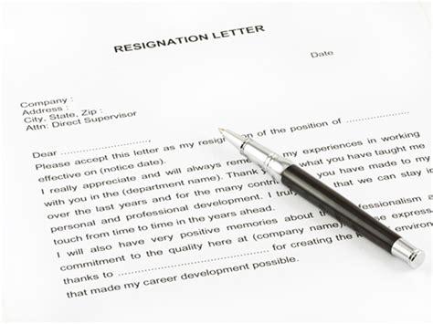 write  resignation letter monstercom