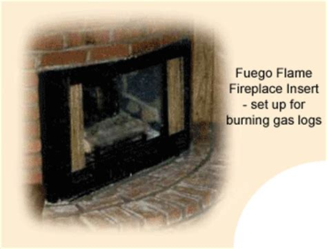 fuego fireplace insert fuegoflame info home page
