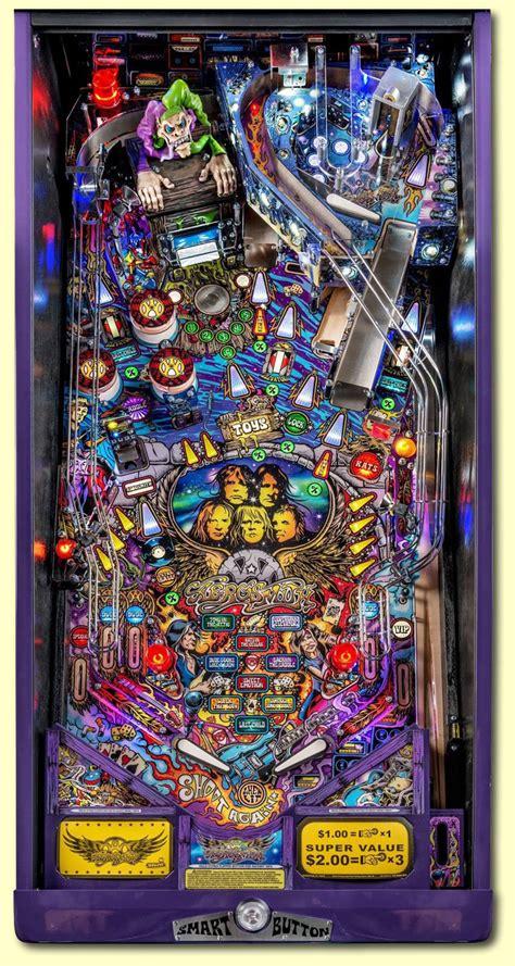aerosmith premium pinball machine liberty games