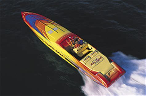 Nortech Boats Canada by Nor Tech 5000 Powerboat Profile Boats