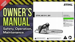 30 Stihl Ms 311 Parts Diagram