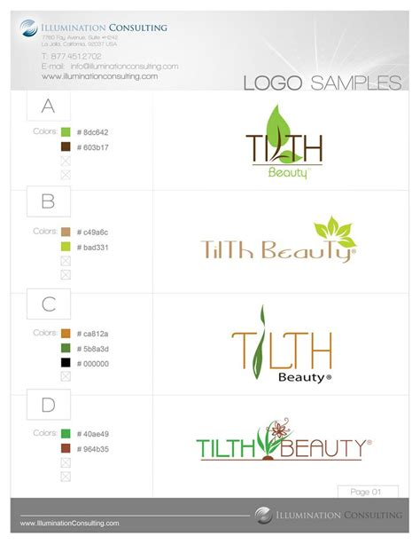 22 best about skin care logo design on