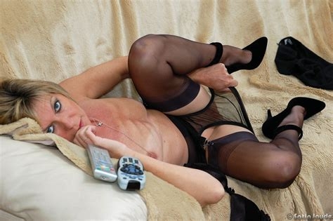 Sexy Office Nylon Fetish Ideal Granny