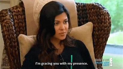 Kardashian Kourtney Law Tv Reality She Answer