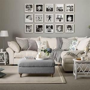 Wohnzimmer Gestalten Grau : wohnzimmer grau einrichten und dekorieren ~ Markanthonyermac.com Haus und Dekorationen