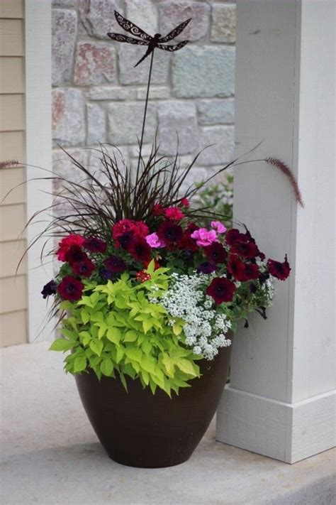 flower planter ideas pinterest the world s catalog of ideas