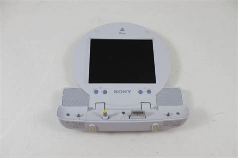 Psone Lcd Screen Sony Playstation