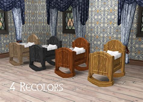 sims  blog medieval middle class cradle  historical