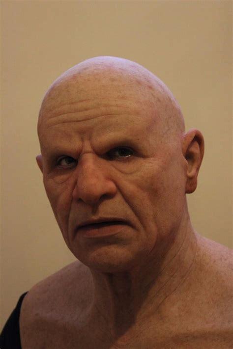 mascara silicone humana ultra realista senhor erikson leif