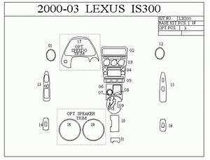 Lexus Ct Es Gs Gx Hs Is Ls Lx Nx Rc Rx Sc Chrome Grill