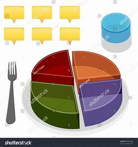 Image Food Plate Guide Stock Vector 78690982