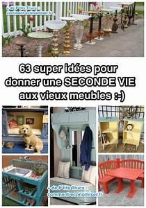 63 Super Ides Pour Donner Une Seconde Vie Aux Vieux Meubles