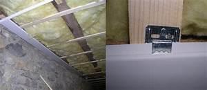 Fixation Lambris Pvc : laine de verre et lambris a la boh me r novation d ~ Premium-room.com Idées de Décoration