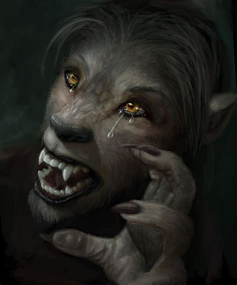 Werewolf Transformation Deviantart