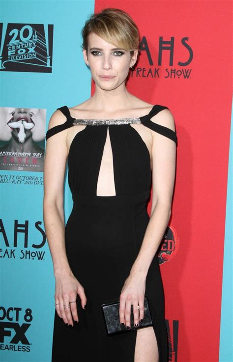 Emma Roberts Picture 226 - Premiere Screening of FX's ...
