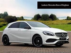 Classe A 180 D : mercedes benz a class a 180 d amg line premium plus white 2016 07 14 in portslade east ~ Gottalentnigeria.com Avis de Voitures