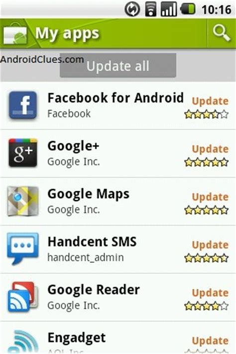 update android apps how to automatically update all of your play and