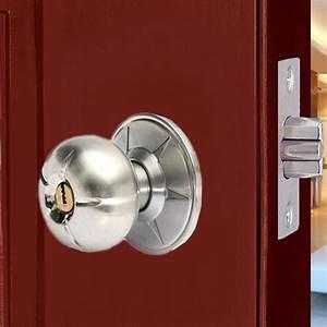 Serrure De Porte De Chambre : serrure de porte ronde promotion achetez des serrure de ~ Premium-room.com Idées de Décoration