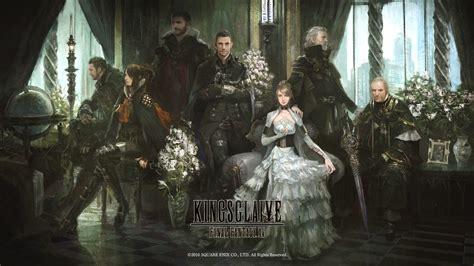 Permalink to Final Fantasy Xv Wallpaper Official