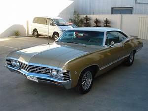 1967 Chevrolet Impala 2 Door Pillarless Sport Coupe  This