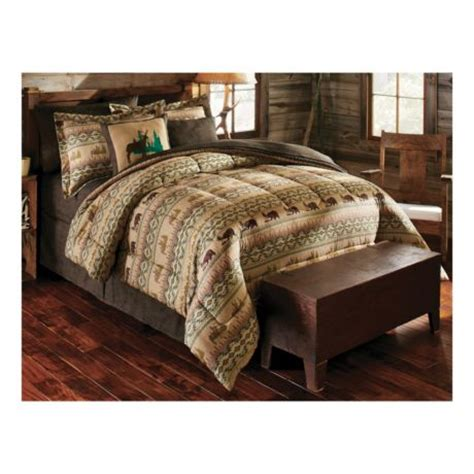 cabelas bed cabela s northwood microfibre 12 bedding set